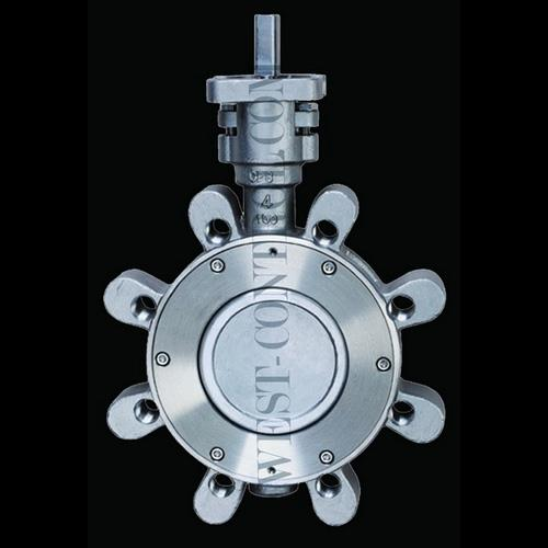 CV3100-A High Performance Butterfly Valve